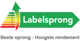 Labelsprong